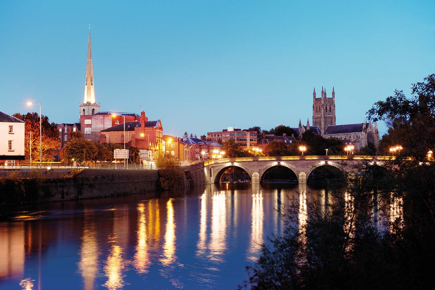 Stage Linguistico a Worcester