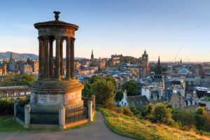 Stage Linguistico a Edimburgo