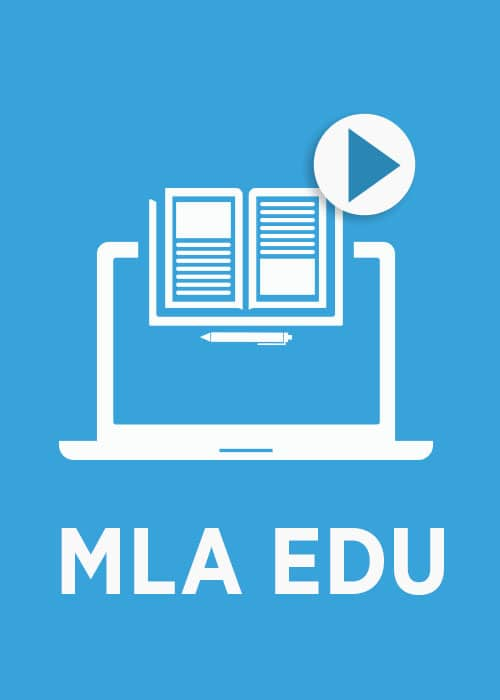MLA EDU La nuova piattaforma per studenti e docenti divisa in tre sezioni, webinar, library e resources, in cui potrai trovare e scaricare materiali, approfondimenti ed idee per l'insegnamento e lo studio della lingua inglese.scopri di più »