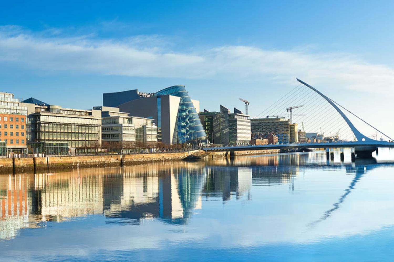 Dublino DCU<br>Dublin City University