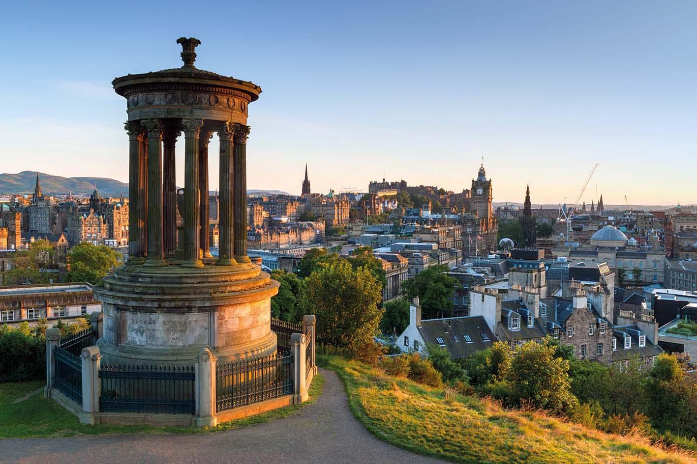 Edimburgo - The Scottish Experience<br>Heriot Watt University