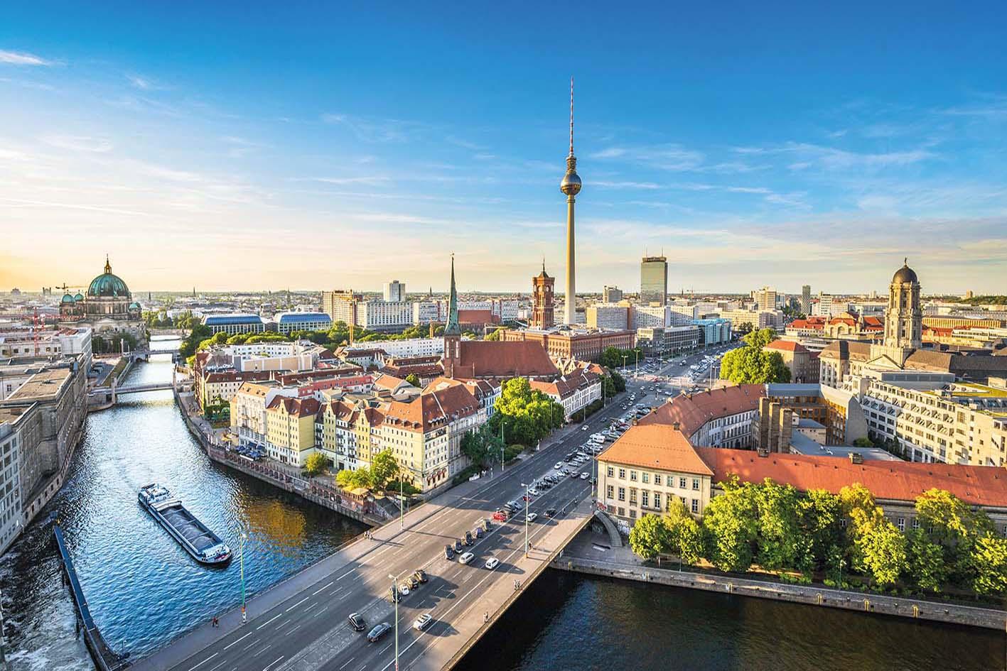 Berlino<br>Mitte
