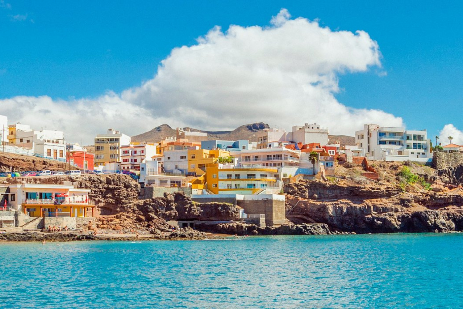 Gran Canaria - Spagna<br>The Real Spanish Experience
