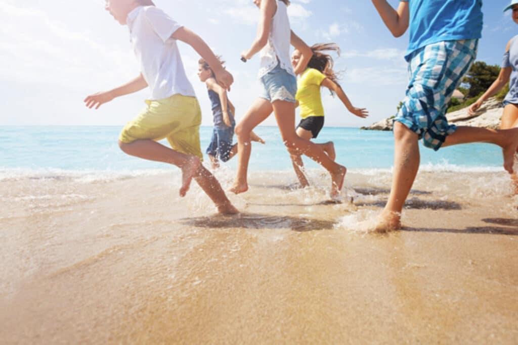Destinazioni inpsieme Italia per bambini
