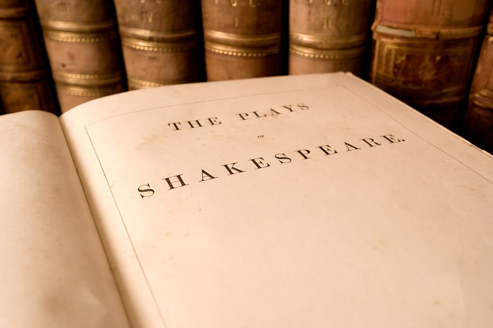 Opere di Shakespeare