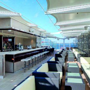 MSC Seaside, Aurea Bar
