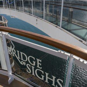 MSC Seaside, Bridge of Sighs