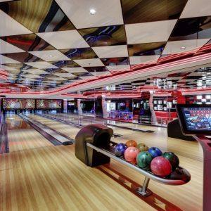MSC Seaside, Arcade Games & Bowling