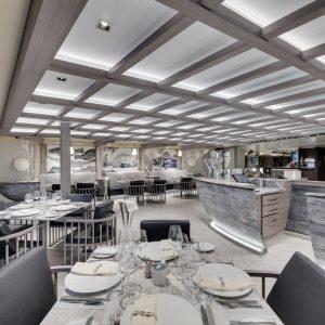 MSC Seaside, Ocean Cay Restaurant