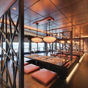 MSC Seaside, Asian Market Kitchen by Roy Yamaguchi - Sushi Bar