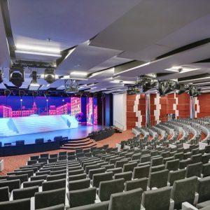 MSC Seaview, Odeon Theatre