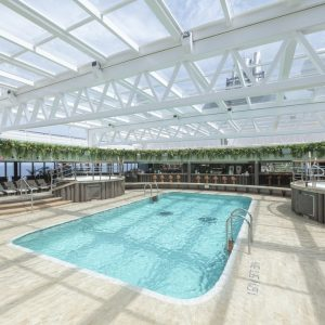 MSC Seaview, Jungle Pool Lounge