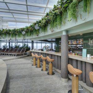 MSC Seaview, Jungle Beach Bar