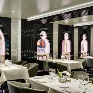 MSC Grandiosa, Il Campo Restaurant