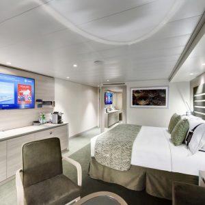 MSC Grandiosa, MSC Yacht Club Deluxe Suite
