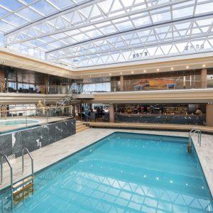 MSC Grandiosa, Safari Pool