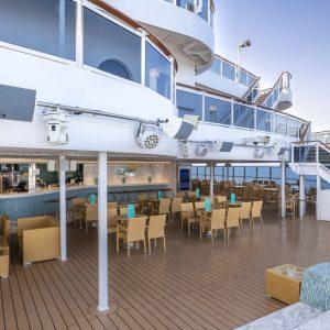 MSC Seaview, Panorama Bar