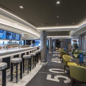 MSC Seaview, Sports Bar