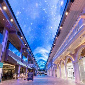 MSC Grandiosa, Galleria Grandiosa