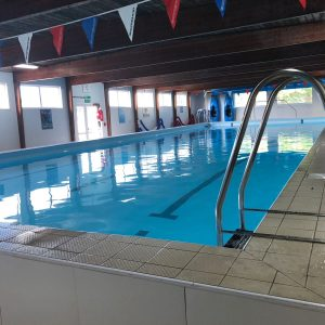 Piscina del Campus di Carmarthen