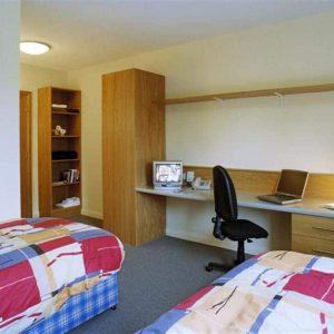 stanza doppia Dublino DCU