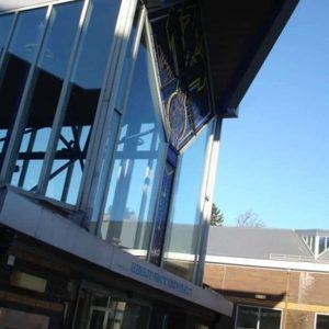 Ingresso del campus Heriot Watt