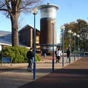 Campus Heriot Watt University