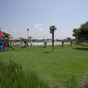 Area giochi California Village