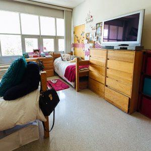 stanza doppia della Lynn University