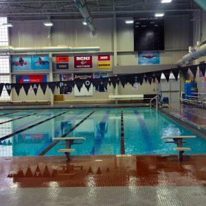 piscina del Ramapo college