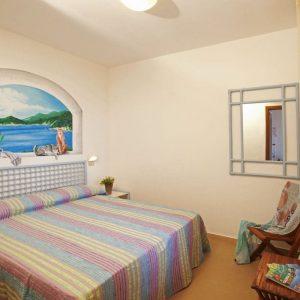 stanza doppia del Talamone Camping Village