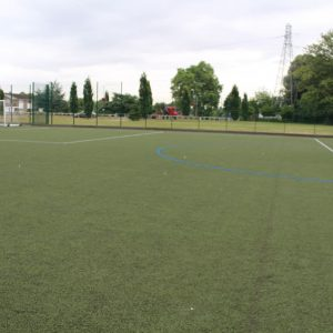 Campo di calcio Worcester University
